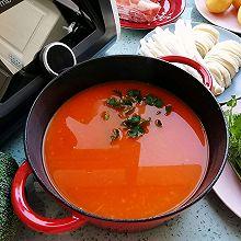 轻松搞定番茄汤底,实现火锅自由
