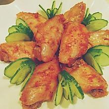 新奥尔良烤翅(微波炉版)