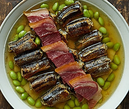 【南风肉蒸黄鳝】这个鲜味组合,两周后就没机会了!的做法