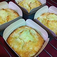 玛芬蛋糕(椰丝)的做法图解4