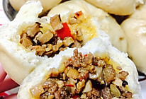 香菇鲜肉包的做法