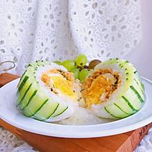 快手早餐—可爱鸡蛋饭团
