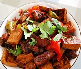 豆腐火腩的做法