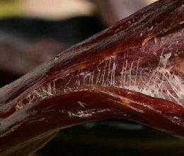 手撕牛肉干,烤箱版的做法