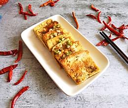 香煎豆腐#精品菜谱挑战赛#的做法
