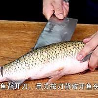 开味爽口的【酸菜鱼片】详解的做法图解1