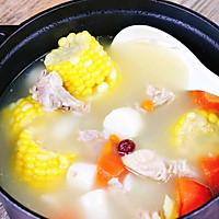 健脾养胃山药玉米排骨汤的做法图解11