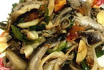 清炒口蘑的做法