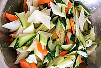 家常泡菜的做法
