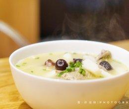 #快手又营养,我家的冬日必备菜品#补气又暖心~红枣山药鸽子汤的做法