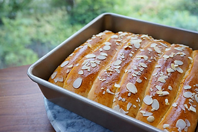 肉松排包#跨界烤箱 探索味来#