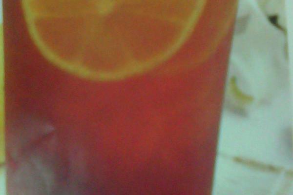 冻柠茶的做法
