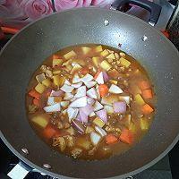 ——咖喱土豆鸡丁#12道锋味复刻#的做法图解12