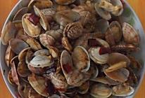 爆炒蛤的做法