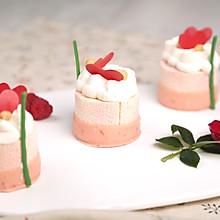 草莓覆盆子慕斯
