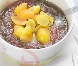 一潮潮州菜之手把手教你做芋泥白果的做法