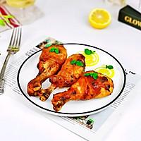 #全电厨王料理挑战赛热力开战!#柠香奥尔良烤鸡腿的做法图解16