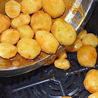 空气炸锅版奥尔良土豆的做法图解5