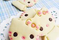 暖心饼干--Kitty猫的做法