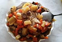苹果牛肉咖喱的做法