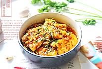 美味度爆表!不用炖不用炒比肉好吃的锅塌豆腐的做法