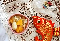 #福气年夜菜#马蹄枇杷银耳羹的做法