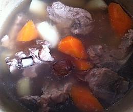 健脾养胃助消化汤的做法