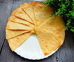 土豆丝煎饼的做法