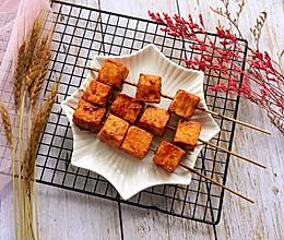香烤鱼豆腐的做法