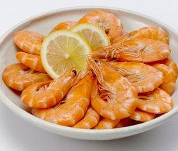 白灼虾|美食台的做法