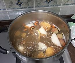 自制夏日解渴汤的做法