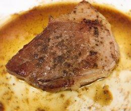 低温慢烤煎猪排 | 烤箱的做法