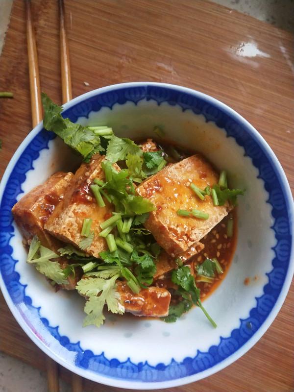 好吃到舔盘的臭豆腐的做法