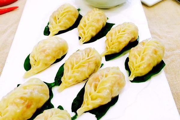 冬至,来份妈妈教会包的饺子可好的做法
