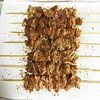 鲜嫩无比烤羊肉串(无油烟烤箱版)的做法图解4