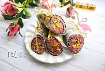 糖果式紫菜包饭的做法