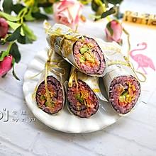 糖果式紫菜包饭
