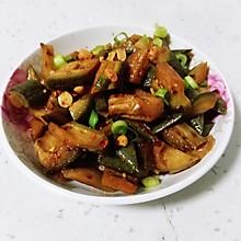 萝卜干小咸菜