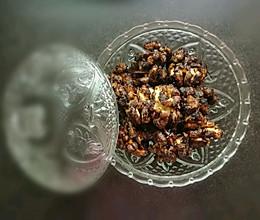 #炎夏消暑就吃「它」#黑糖核桃的做法