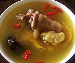 四季皆宜—党参玉竹老鸡汤的做法
