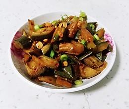 萝卜干小咸菜的做法