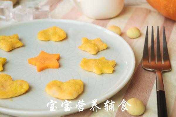 宝宝辅食-蔬菜鲜虾饼的做法