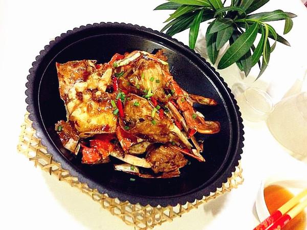 美味香辣蟹的做法