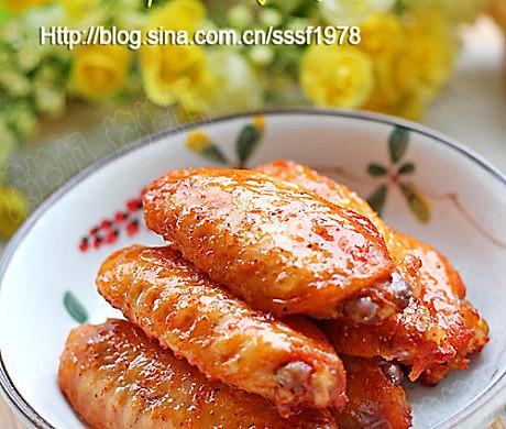 金牌BBQ烤翅