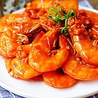 茄汁大虾的做法图解10