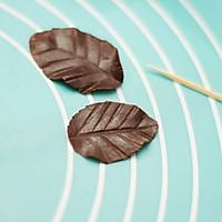 巧克力玫瑰花的做法图解10