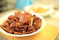 超下饭-笋干红烧肉的做法