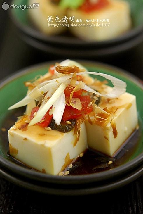 日式柴香小豆腐的做法