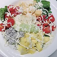 酸奶水果沙拉的做法图解3