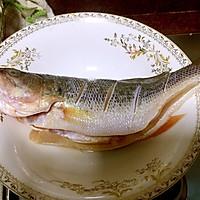 不粘锅烤鱼的做法图解2